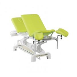 Camilla hidráulica ECOPOSTURAL sillón de ginecología de 3 cuerpos (C-3781-M47)