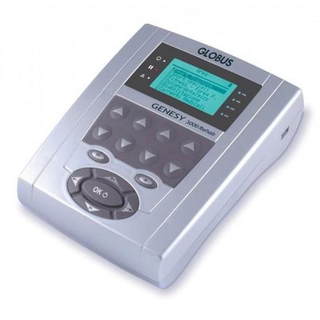 Electroestimulador Genesy 3000 Rehab con 4 canales y 180 programas (G1369)