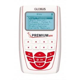 Globus Premium 400 con 4 canales y 258 programas