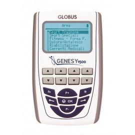 Electroestimulador Globus Genesy 1500 con 4 canales y 411 programas (G3554)
