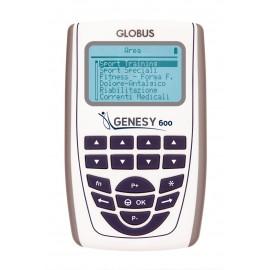 Electroestimulador Globus Genesy 600 con 4 canales y 149 programas