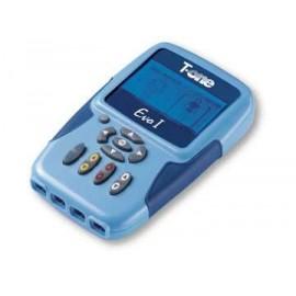 Electroestimulador T-one Evo I , 4 canales y batería recargable (EFI-110)