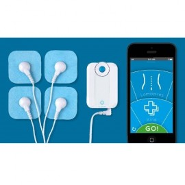 BlueTens, Tens Ems mediate bluetooth con tu móvil (BLUE-0001)