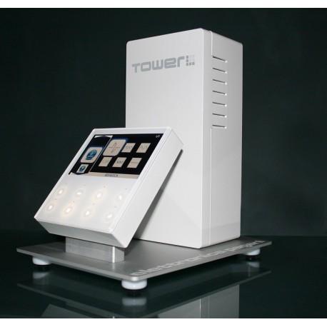 Pagani Tower, equipo combinado de electroterapia + ultrasonido + láser + magnetoterapia