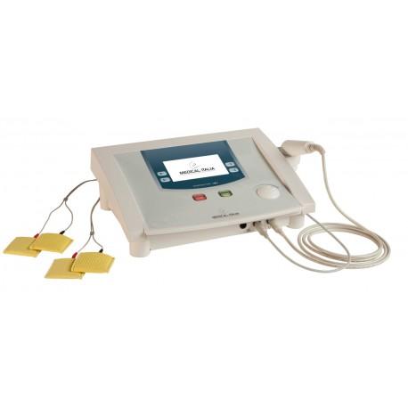 Combimed 200. Equipo ultrasonidos/electroterapia 2 salida, frecuencia 0 a 2 MHz. 1 cabezal ,  (MAC1212)