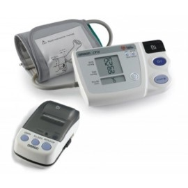 Tensiometro Monitor de Presión Arterial digital de Brazo automatico OMRON 705CPII con Impresora  (050-HEM-759P-E2)