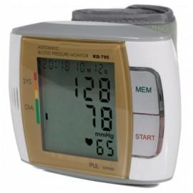Tensiometro digital de muñeca. El unico que HABLA (213-795)