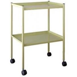 Mesa para electro con 2 baldas