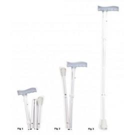 Bastón plegable de aluminio (QM927L)