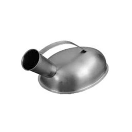 Orinal para hombre de acero. (002-II-417-31)