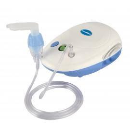 Nebulizador a pistón de aerosolterapia Efficient con mascarilla de adulto y niño (CH-CN1C3)