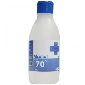 Alcohol 70º para desinfección, 250ml o 1000ml