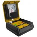Desfibrilador semiautomático y manual LIFEPOINT PLUS