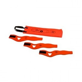 Collar cervical de emergencia kit de 3 piezas con bolsa (EME10314)