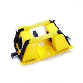 Inmovilizador universal de cabeza para tabla de emergencia (EME10419)