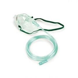 Mascarilla para oxigenoterapia de concentración