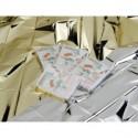Manta térmica oro/plata (UNI-G000)