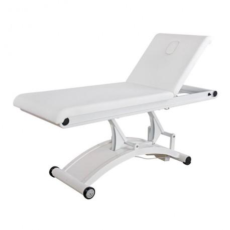 Camilla eléctrica de masaje con 2 ruedas  (SIL-2241)