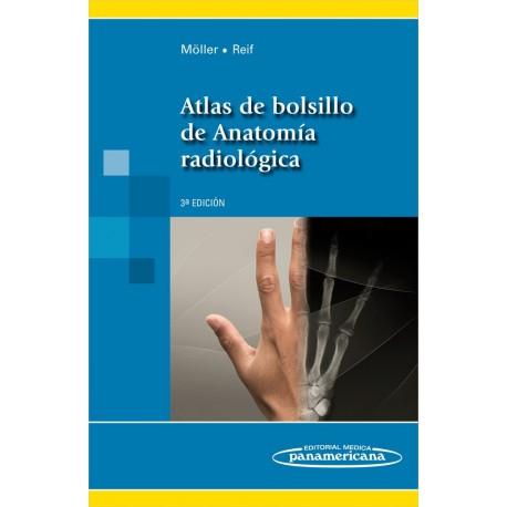 Atlas de bolsillo de anatomía radiográfica (PANA-00007)