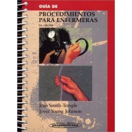 Guía de procedimientos para enfermeras (PANA-00026)