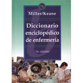 Diccionario enciclopédico de enfermería (PANA-00027)