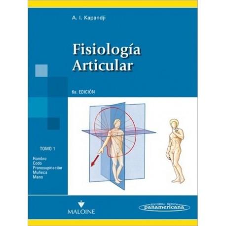 Colección kapandji. Fisiología articular. Nueva presentación (PANA-00028)