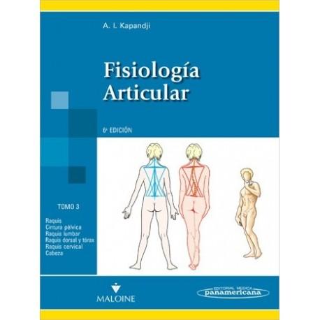 Fisiología articular Tomo 3 (PANA-00033)