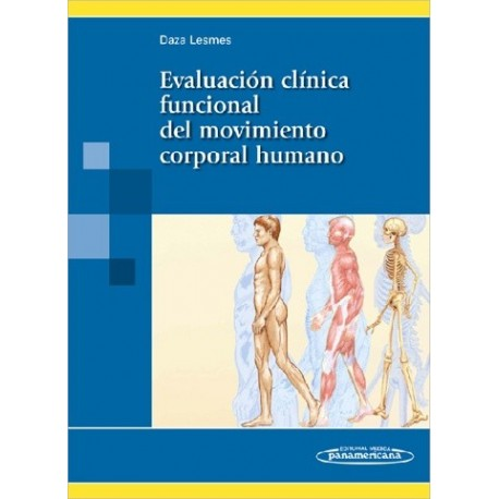 Evaluación clínica funcional del movimiento corporal humano (PANA-00050)