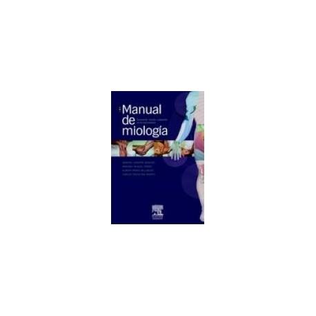 Manual de miología (SIE-0015)