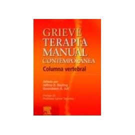 Grieve. Terapia manual contemporánea - Columna Vertebral (SIE-0022)