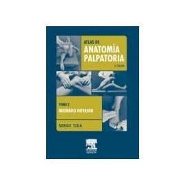 Atlas de Anatomía Palpatoria. Tomo 2 (SIE-0020)