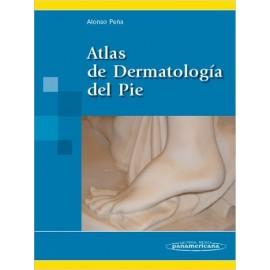 Atlas de dermatología del pie (PANA-00073)
