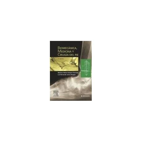 Biomecánica, medicina y cirugía del pie (SIE-0054)