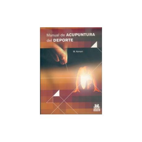 Manual de acupuntura del deporte (PAI-0008)