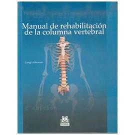 Manual de rehabilitación de la columna vertebral (PAI-0018)