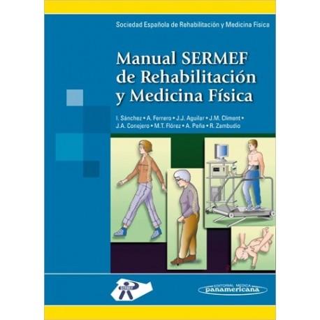 Manual SERMEF de rehabilitación y medicina física (PANA-00079)
