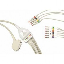 Cable de paciente para electrocardiógrafo (EYD10569)