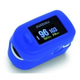 Pulsioxímetro de dedo con onda pletismográfica (EYD10402)