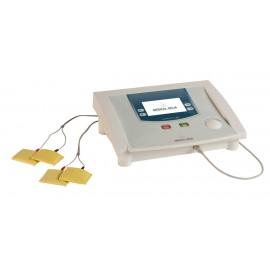 Electroterapia Therapic 2000. Electroterapia Baja y Media Frecuencia con 2 canales  (Mac1251)