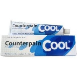 Counterpain cool gel analgésica 120gr