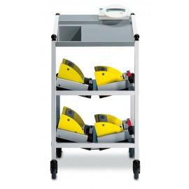 Pesacamas SECA electrónica, 4 células clase III con elevadores integrados (SA985.702.1099)
