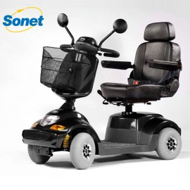 Scooter compacto de gran autonomía 'Sonet' (ST.5SONET)