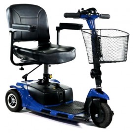 Scooter eléctrico libercar smart 3 Ruedas