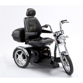 Scooter Sport Rider, 12,87Km/h y 49,9km  autonomía Baterías incluidas (DRIVE-SR001BLK)
