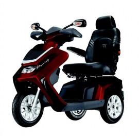 Scooter Royale 3 Ruedas, suspensión completa, 13km/h Baterías incluidas