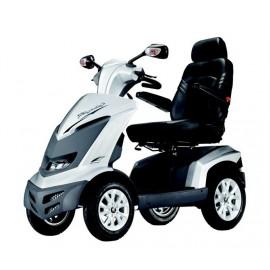 Scooter Royale 4 Ruedas, suspensión completa, 13km/h Baterías incluidas
