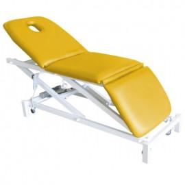 Camilla eléctrica 3 cuerpos tipo sillón NewPrice (C-712)