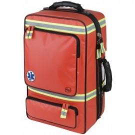 EMERAIR'S, maletín emergencias respiratorias, 1000D nylon rojo (EB02.006)