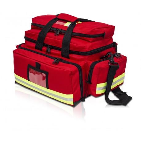 Bolsa emergencias EMS002 gran capacidad roja (ELI-EM13.003)