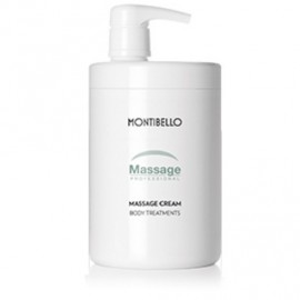 Massage Cream, crema de masaje  1000ml con dosificador Montibello